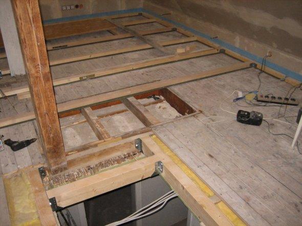 Fußboden Verlegen Dachboden ~ Dachbodenausbau fussboden