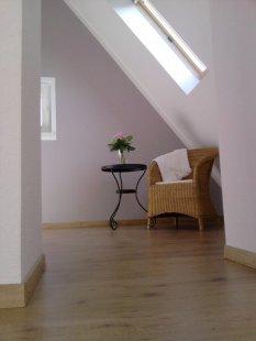Dachboden vorher - nachher