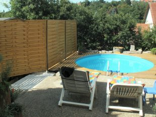 Pool / Schwimmbad 'Unser Planschbecken'