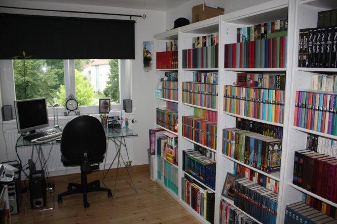 Arbeitszimmer / Büro 'Zimmer für alles'