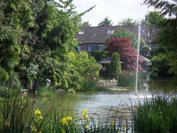 Garten 'an der Gracht'