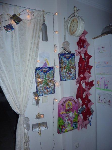 Weihnachtsdeko 'Noël 2011'