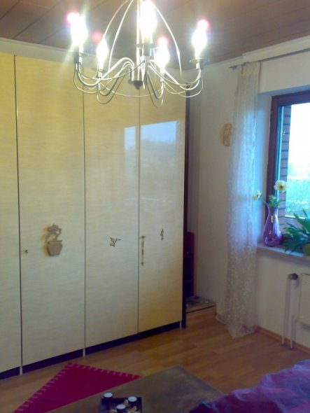 Schlafzimmer 'Mein Schlafzimmer' - Landleben ;-) - Zimmerschau