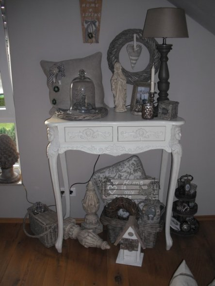 deko 39 shabby vintage 39 mein domizil zimmerschau. Black Bedroom Furniture Sets. Home Design Ideas