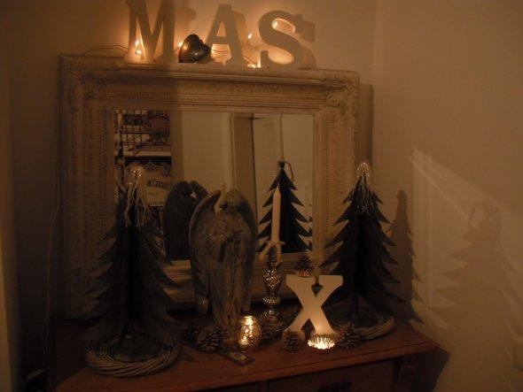 Weihnachtsdeko 'X-MAS'