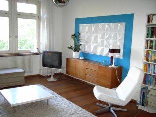 Retro 'wohnzimmer'