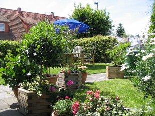 Exotisch 'Unser Garten'