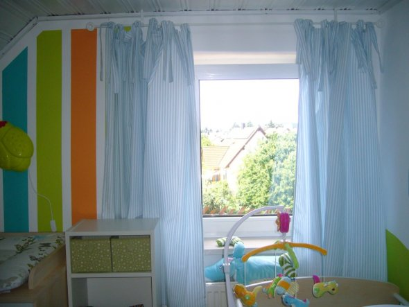 Kinderzimmer 'Zimmer von unserem kleinen Mann :)'