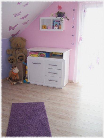 kinderzimmer 'kinderzimmer' - my home - zimmerschau - Kinderzimmer Rosa Lila