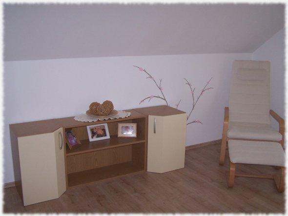 Arbeitszimmer / Büro 'Ankleidezimmer'
