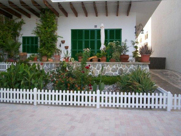 Hausfassade / Außenansichten 'Porto Cristo 2009'