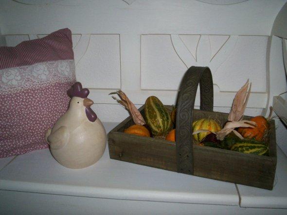 Wohnzimmer 'Herbstliches'