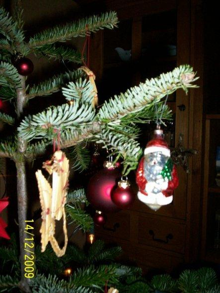 ...der Weihnachtsmann hat mich von klein an begleitet