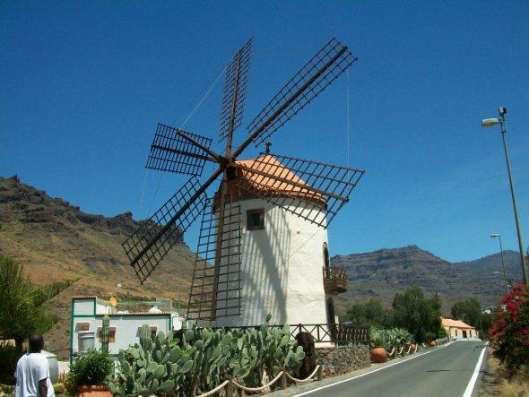 Hausfassade / Außenansichten 'Gran Canaria 04/2010'