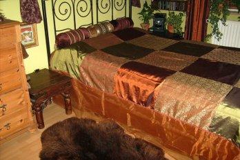 Chrissy's Schlafzimmer