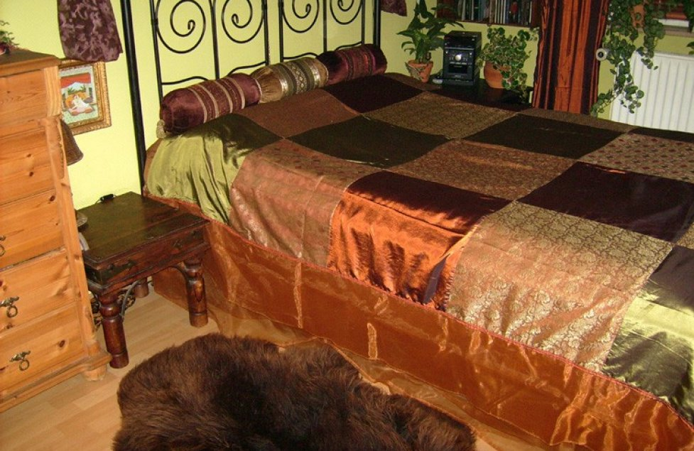 Chrissy's Schlafzimmer von ChristinaAlbert