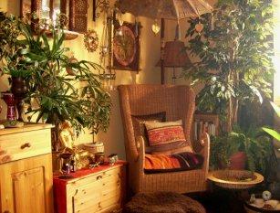 Chrissy's Wohnzimmer