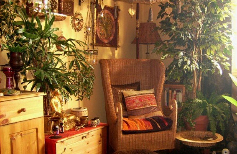Chrissy's Wohnzimmer von ChristinaAlbert