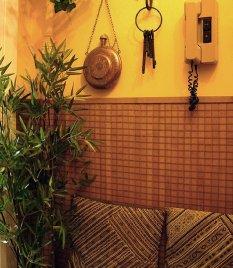 Tipp & Trick 'Wandverkleidung mit Rollos'
