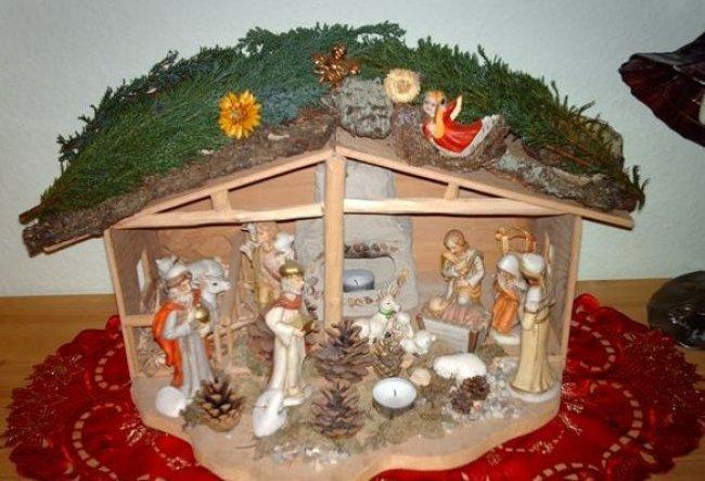 Weihnachtsdeko 'Stube'
