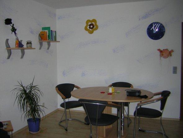 Wohnzimmer 'Seele baumeln lassen'