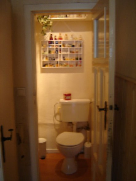 Bad 'mini wc'