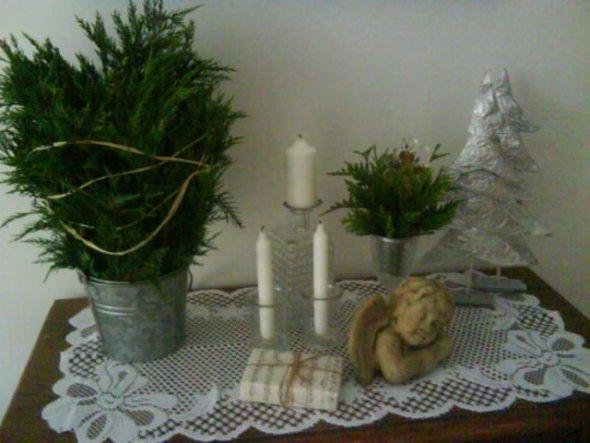 Weihnachtsdeko 'das weihnachten auch immer so plötzlich kommt:)))'