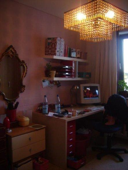 Wohnzimmer 'Wohn- und Schlafraum'