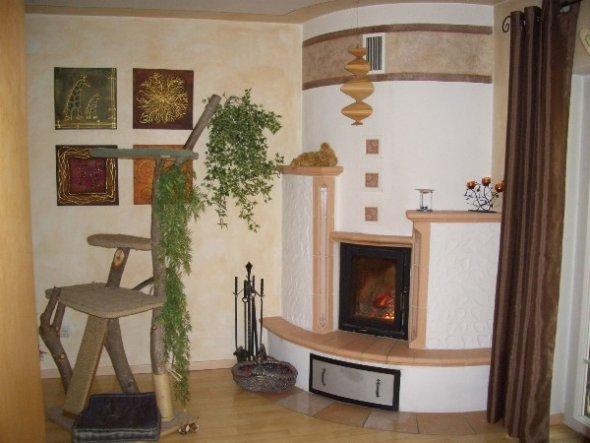 wohnzimmer 39 kaminofen 39 klein aber mein karinh zimmerschau. Black Bedroom Furniture Sets. Home Design Ideas