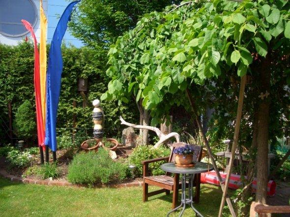 Garten 'Gartenoase'