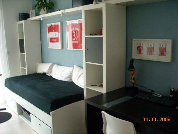 Kinderzimmer \'Jugendzimmer 2\' - Home sweet Home - janice - Zimmerschau