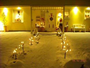 Weihnachtsdeko 'Weihnachtsdeko-Aussen'