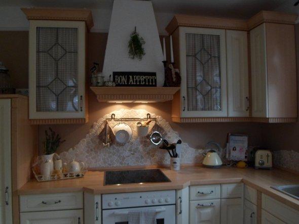 Küche 'Unsere neue Kochzone'