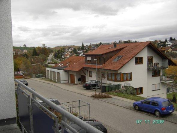 Terrasse / Balkon 'ich freu mich schon auf den nächsten Sommer'