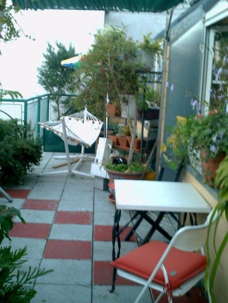Terrasse / Balkon 'Terrasse Ost'