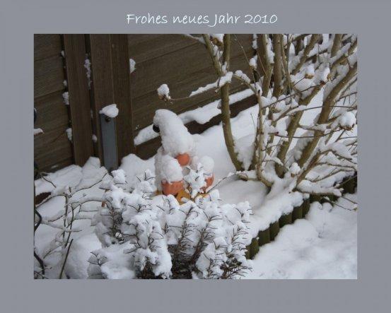 ein tolles und kreatives Jahr 2010 wünsche ich Euch!!