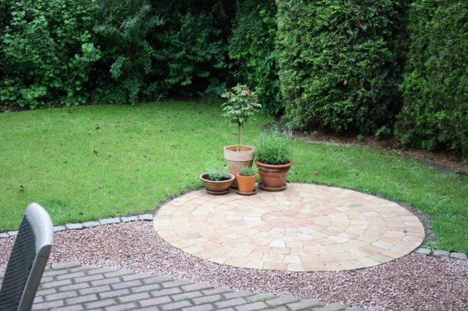 Garten 'unser Garten und Aussengelände'