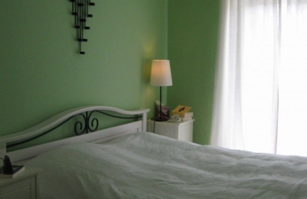 Schlafzimmer von Jasmin