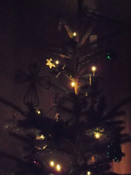 Weihnachtsdeko 'Weihanchten 2009'