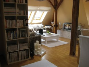 landhaus: wohnideen & einrichtung (neueste beispiele) - zimmerschau - Landhaus Wohnzimmer Bilder