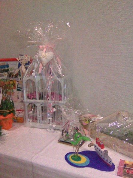 Hobbyraum 'Hochzeitsgeschenk II'