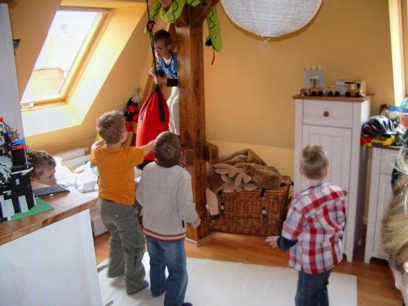 Kinderzimmer 'Kinderzimmer vorher'