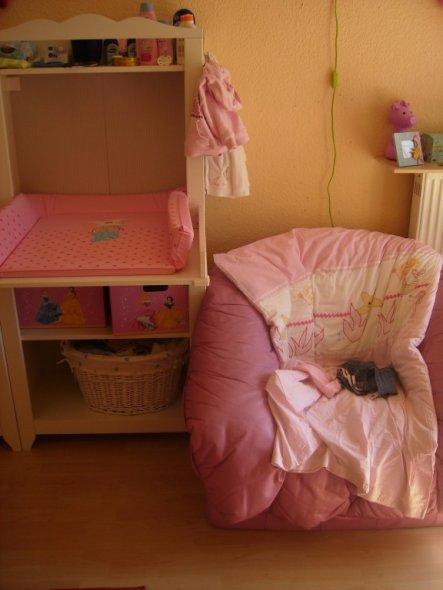 Kinderzimmer 39 baby welt 39 weiber nest zimmerschau - Kinderzimmer baby ...