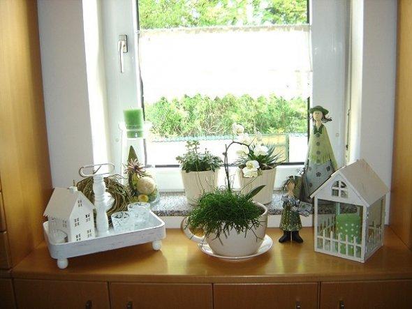 Deko 'weihnachten 2010' - Enjoyland - Zimmerschau Deko Fensterbank Schlafzimmer