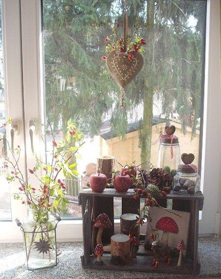 Deko 39 herbst 2011 39 enjoyland zimmerschau - Einmachglaser dekorieren vintage ...