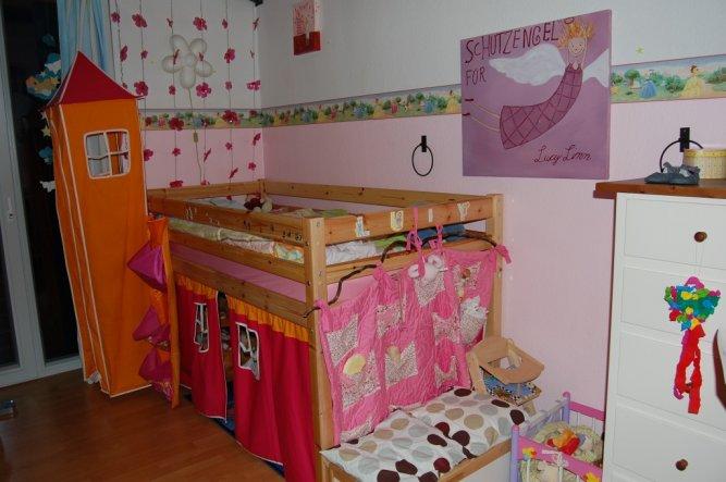 Kinderzimmer 'Lucy's Reich'