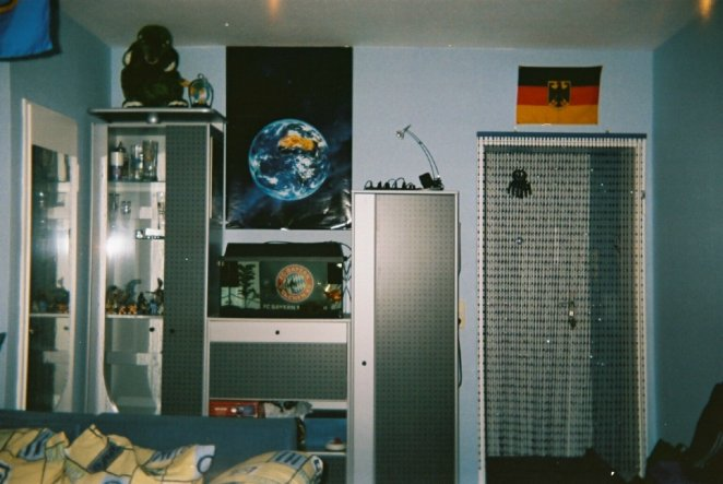 Wohnzimmer 'Hauptraum'