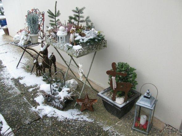 Deko Winter 2009-2010
