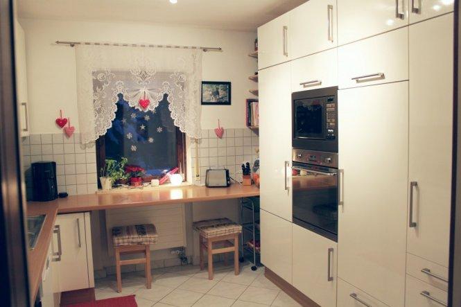 Küche 'hier kocht der Chef'