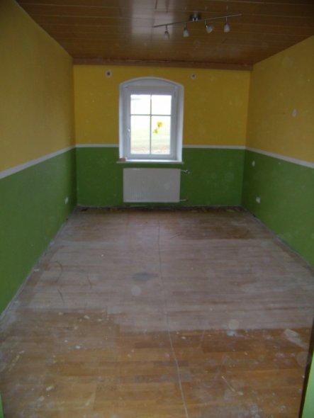 Wohnzimmer 'Staub(Bau)stelle OG'